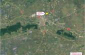 Border Industrial Park Arad inchirieri parcuri industriale Arad nord localizare harta Arad