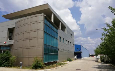 Hala DESPEC – Bucuresti spatii depozitare de inchiriat Bucuresti vest vedere laterala