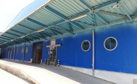 Hala DESPEC – Bucuresti spatii depozitare de inchiriat Bucuresti vest vedere laterala imobil