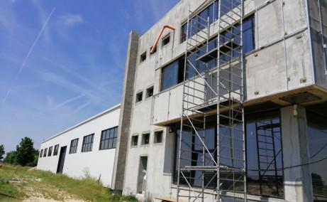 Hala Industriala Magurele inchiriere spatiu depozitare Bucuresti sud-vest vedere interior