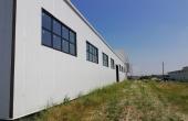 Hala Industriala Magurele inchiriere spatiu depozitare Bucuresti sud-vest vedere laterala