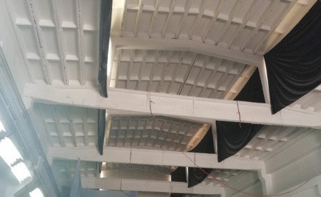 Hala Industriala Otopeni spatiu de depozitare Bucuresti nord imagine interioara