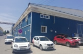 Hala Industriala Otopeni hale industriale de inchiriat Bucuresti nord vedere interioara acoperis