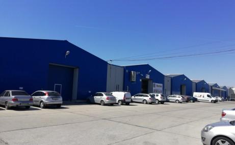 Logistic Park Constanta inchiriere spatii depozitare Constanta vest vedere ansamblu