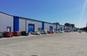 Logistic Park Constanta - Parc in dezvoltare