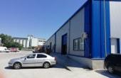 Logistic Park Constantainchiriere spatii depozitare Constanta vest  vedere laterala stanga
