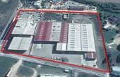 Mecodis inchirieri spatii depozitare si productie Brasov vest vedere satelit