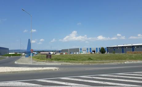 Parcul Industrial Prejmer inchiriere spatiu depozitare Brasov nord est vedere ansamblu