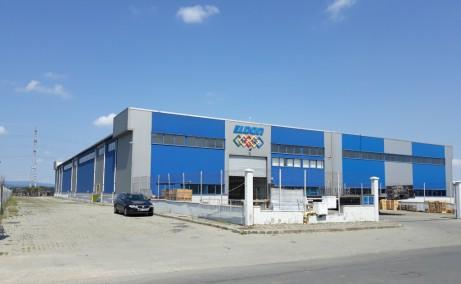 Parcul Industrial Prejmer inchiriere spatiu depozitare Brasov nord est vedere fatada