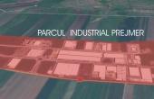 Parcul Industrial Prejmer inchiriere spatiu depozitare Brasov nord est vedere satelit