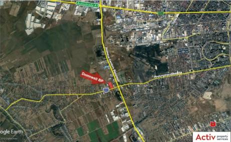 Domnesti Business Park inchirieri parcuri industriale Bucuresti vest panoramic view