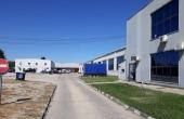 Domnesti Business Park spatiu depozitare Bucuresti vest vedere intrare laterala