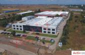 Domnesti Business Park inchiriere hala Bucuresti vest vedere fatada cladire industriala