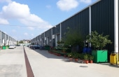 Dibo Industrial Park inchirieri depozite Ploiesti  sud vedere laterala