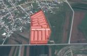Dibo Industrial Park inchirieri depozite Ploiesti  sud vedere satelit