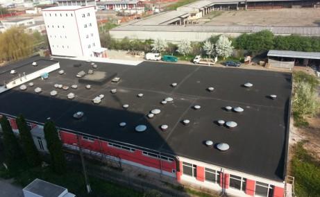 Fabricii 7A hala de inchiriat Baia Mare vest vedere ansamblu