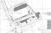 Fabricii 7A hala de inchiriat Baia Mare vest plan de situatie