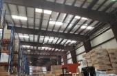 OTTER Distribution inchiriere spatiu depozitare Bucuresti vest imagine interior spatiu depozitare