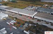 OTTER Distribution inchirieri parcuri logistice Bucuresti vest imagine platforma parcare auto