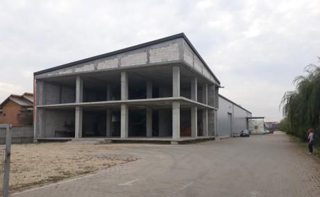 Hala De Inchiriat  hale industriale de inchiriat Bucuresti vest corp cladire in constructie