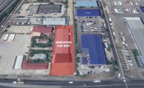 Hala De Inchiriat  hale industriale de inchiriat Bucuresti vest vedere din satelit