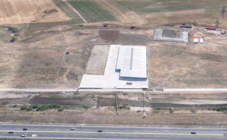 Hala industriala Brasov inchirieri spatii depozitare sau productie Brasov  sud vedere satelit