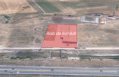 Hala industriala Brasov inchirieri spatii depozitare sau productie Brasov  sud vedere amplasament si delimitare proprietate