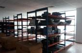 Hala De Inchiriat Chiajna depozit de inchiriat Bucuresti limita de vest interior hala structuri metalice