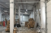 Hala Berceni inchiriere spatiu de depozitare Bucuresti interior hala structuri metalice