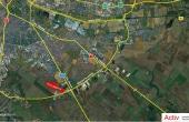 Hala Berceni inchiriere spatiu de depozitare Bucuresti vedere din satelit