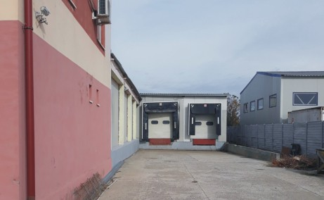 Magurele controlled temperature warehouse