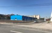 Hala de inchiriat Alexandria inchirieri proprietati industriale Alexandria nord gard imprejmuire incinta