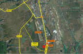 TRC Park Bacau inchirieri parcuri industriale Bacau sud localizare