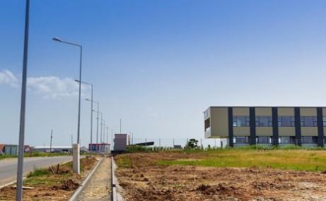 WDP Oradea inchiriere spatii productie si spatii depozitare Oradea sud vedere laterala