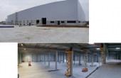 WDP Oradea inchiriere spatii productie si spatii depozitare Oradea sud detaliu interior si exterior