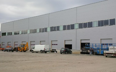 WDP Parc industrial Cluj inchirieri hale Cluj  est rampe incarcare