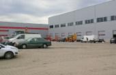 WDP Parc industrial Cluj inchirieri hale Cluj  est vedere curte interioara