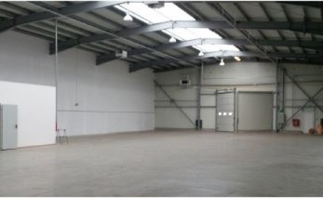 ARCVIA Sud Arad vanzare proprietati industriale Arad sud vedere spatiu interior