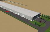 Parc Industrial si Logistic Timisoara inchirieri parcuri industriale Timisoara nord est vedere ansamblu