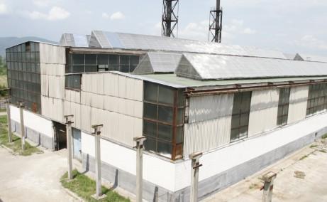 RGI Business Park inchirieri proprietati industriale Orastie vest vedere ansamblu