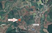 RGI Business Park inchirieri proprietati industriale Orastie vest vedere din satelit amplasare