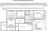 RGI Business Park inchirieri proprietati industriale Orastie vest plan
