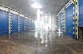 Hala moderna in Afumati spatiu depozitare Bucuresti nord est vedere interior depozite