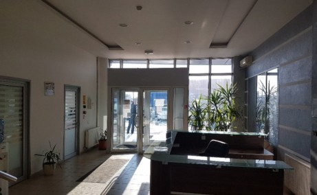 Hala de inchiriat Soseaua de Centura Bucuresti 2-4 spatiu de depozitare Bucuresti nord-est vedere interior birouri