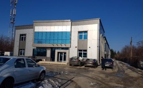 Hala de vanzare Soseaua de Centura Bucuresti 2-4 hale industriale de vanzare Bucuresti nord-est vedere fatada