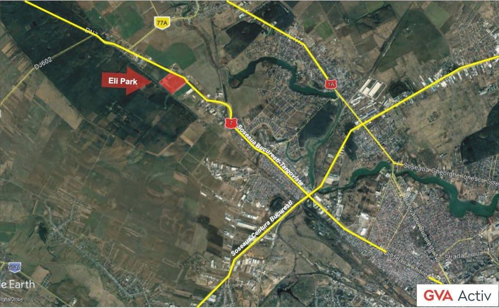 Inchiriere Spatii Industriale Zona Chitila