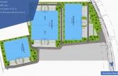 ELI Park 1 Chitila inchiriere spatiu de depozitare Bucuresti nord-vest plan