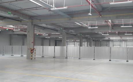 Aggresione Warehouse 2 inchiriere spatiu de depozitare Bucuresti vest vedere detaliu interior
