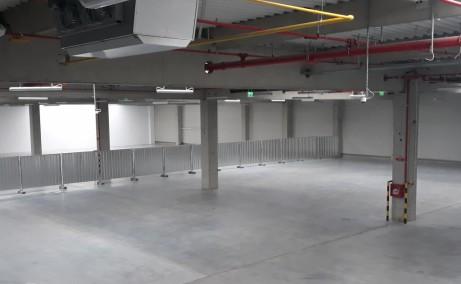 Aggresione Warehouse 2 inchiriere spatiu de depozitare Bucuresti vest vedere interior