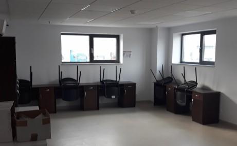 Aggresione Warehouse 2 inchiriere spatiu de depozitare Bucuresti vest vedere spatiu administrativ